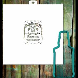 Вырубка Виски Jack Daniels...