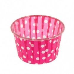 Форма Маффин розовый с...