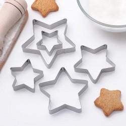 Набор форм «Звезда»