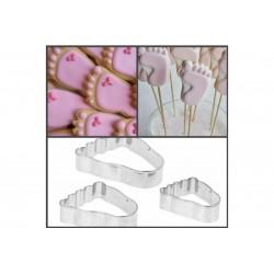 Набор форм «Отпечаток ножки»