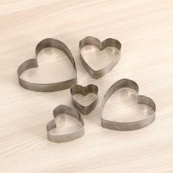 Набор форм «Сердце»