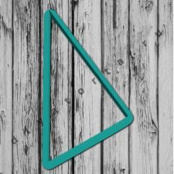 Вырубка Треугольник. Линейка