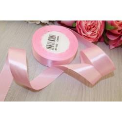 Лента атласная розовая №...