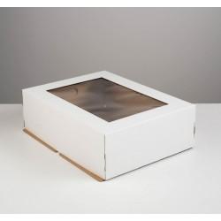 Коробка для торта 40х30х12...