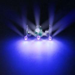 Светодиод3D, синий