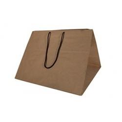 Пакет крафт 27х35х35