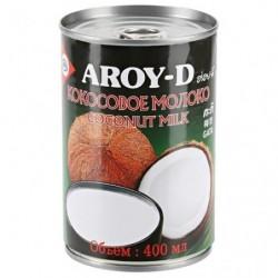 Молоко кокосовое AROY-D, 60%