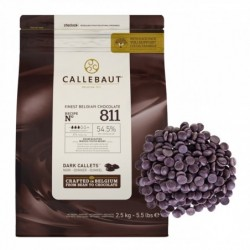 Шоколад Callebaut темный...