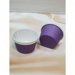 Форма Маффин Фиолетовый, 1шт