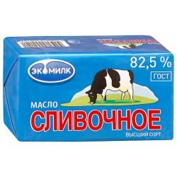 Масло 450г 82,5% Экомилк