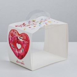 """Коробка для десерта """"Для..."""