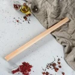 Скалка 65см деревянная