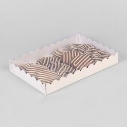 Коробка для печенья 22×15×3