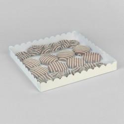 Коробка для пряников 25×25×3