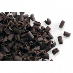 Шоколадная стружка темная...