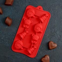 """Форма для шоколада """"Новый..."""