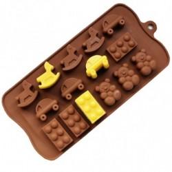 """Форма для шоколада """"Детские..."""
