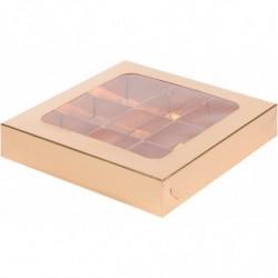 Коробка для конфет 16х16х3...