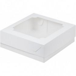 Коробка для зефира 20х20х7...