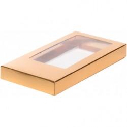 Коробка под плитку шоколада...