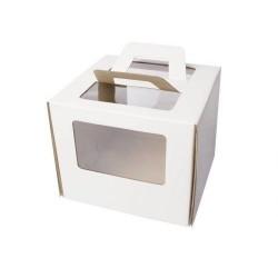 Коробка для торта 24×24×26...