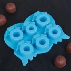 Форма для шоколада «Кольца»