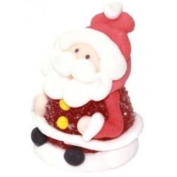 Сахарная фигурка Дед Мороз...