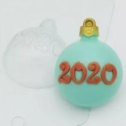 Пластиковая форма «Шар 2020»