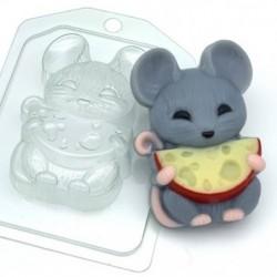 Пластиковая форма «Мышь с...