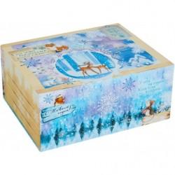 """Коробка-трансформер """"Зима..."""