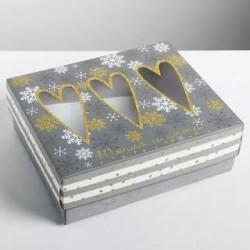 """Коробка для десертов """"Тепла..."""