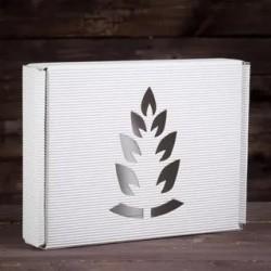 Коробка для десертов, белый...