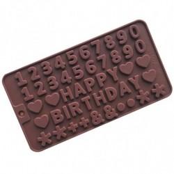 Форма для шоколада «Happy...