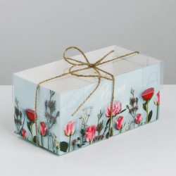 Коробка для капкейков Present