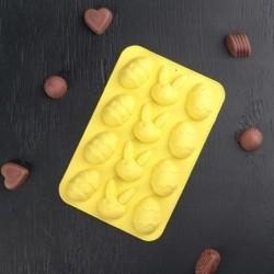 Форма для шоколада «Пасха»