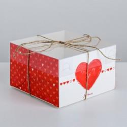 Коробка для капкейков «Ja...