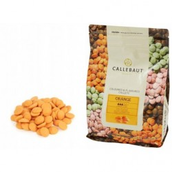 Шоколад Callebaut  Orange...