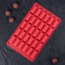 """Форма для шоколада """"Батончик"""""""