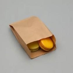 Пакет крафт 17,5х10х5см,...