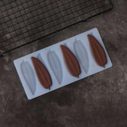 Мат для шоколада Перышки
