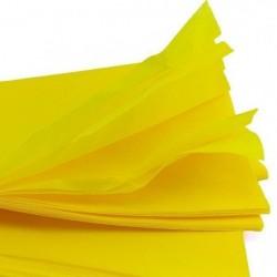 Бумага тишью желтая, 10л