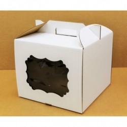 Коробка для торта 30×30×30...