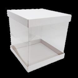 Коробка для торта 26×26×28...