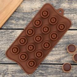 Форма для шоколада «Комильфо»