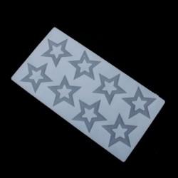 Мат для шоколада Звезда