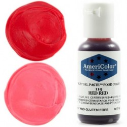 Americolor Red Red