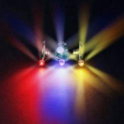 Светодиод3D, многоцветный...