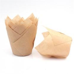 Бумажная форма Тюльпан,...
