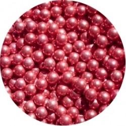 Посыпка шарики розовый...