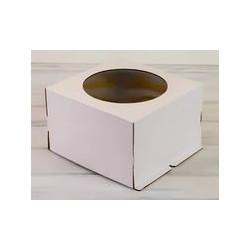 Коробка для торта 24×24×12...